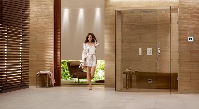 grohe digital shower