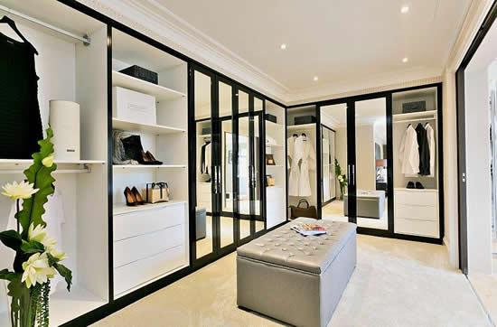 Dressing Room Wardrobes
