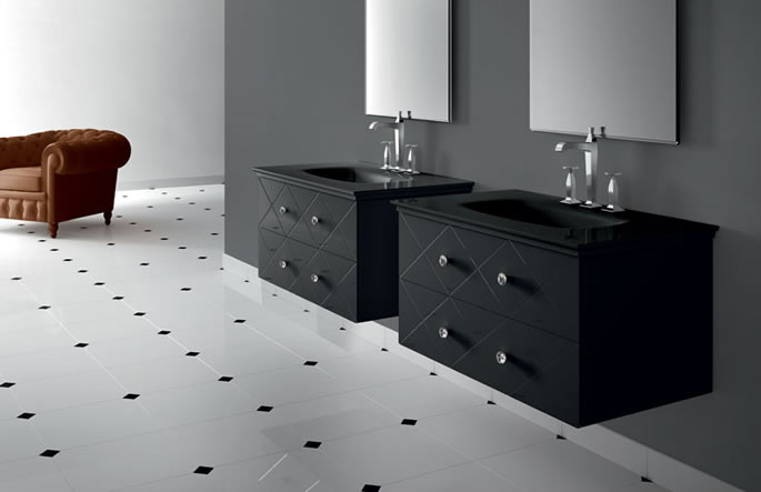 Artelinea's new range of vanity units