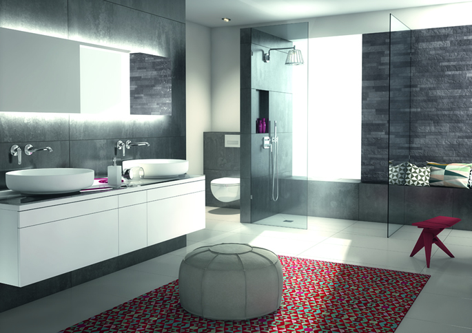 Wet Room Showers