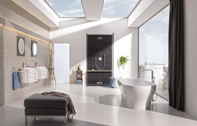 Architectural Bathroom Design