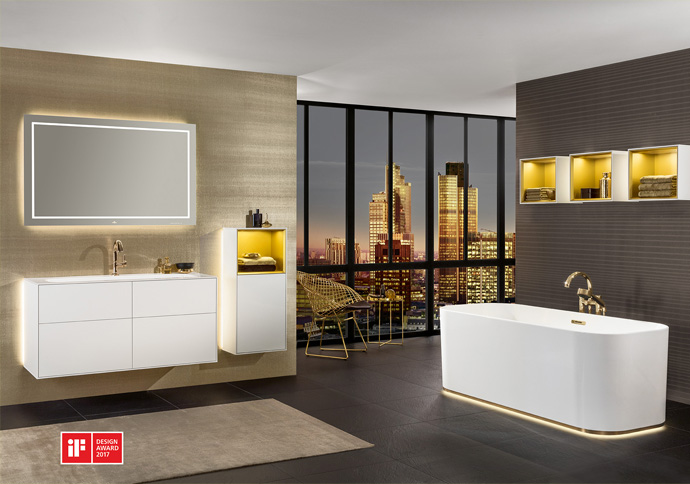 Finion range from Villeroy and Boch