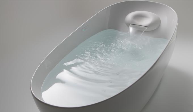TOTO Floatation Bathtub