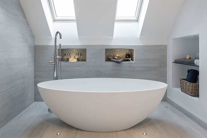 Churston bath