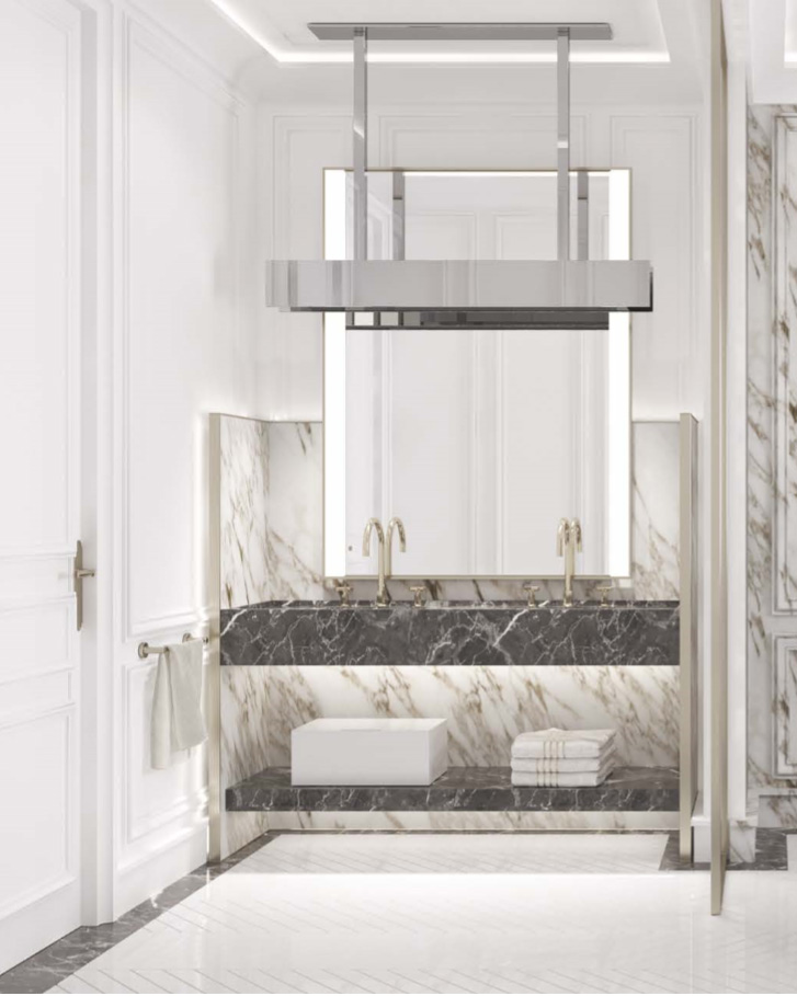 THG Paris - Luxurious Finishes