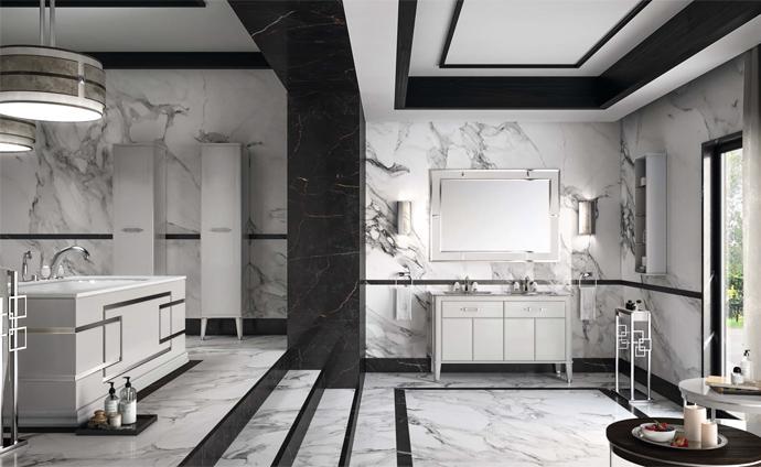 Art Deco Luxury Vanity Units