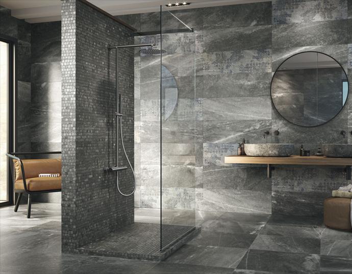 Luxury Bathroom Tile Finishes