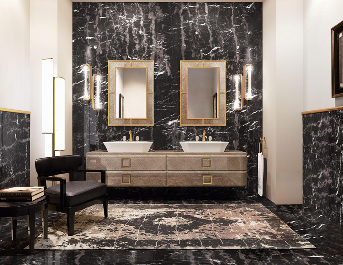 Designer Bathrooms For Private Clients