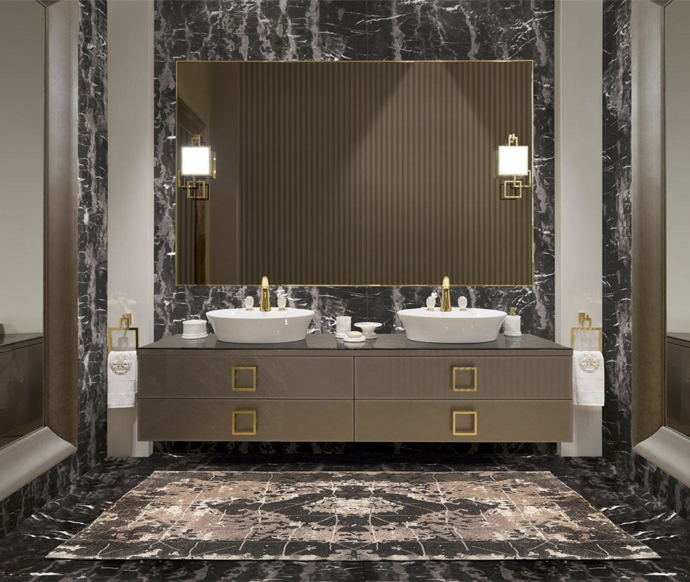 Luxurious Bathroom Design In Beaconsfield