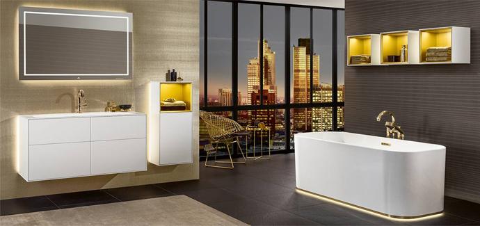 Maidenhead Luxury bathroom design