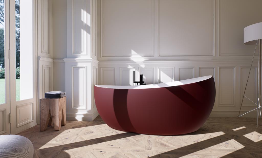 Luxury Coloured Baths