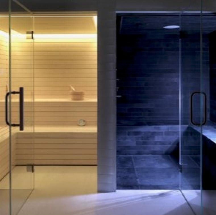 Luxury Shower Areas